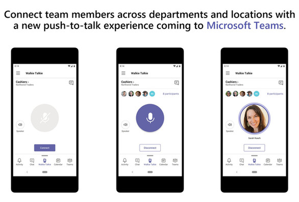 Replacing WhatsApp with Microsoft Teams in Business Communication