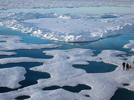 Arctic Ice Loss and Our Planet