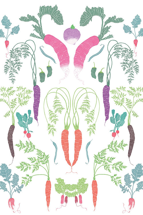 Vegetable Poster