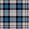De Dress Tartan van de Clan Ferguson