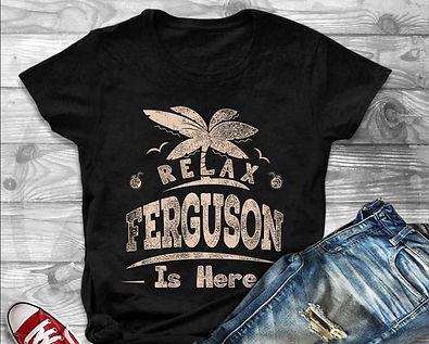 Relax, Ferguson Is Here.