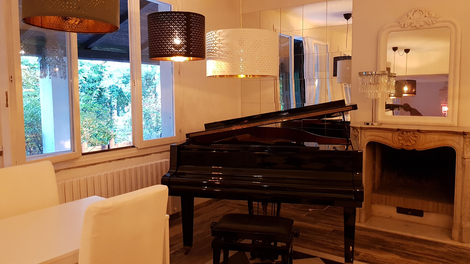 Our Grand Piano for Jazz and Classical Music