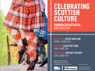 Scottish Fling Festival - Immigration Museum