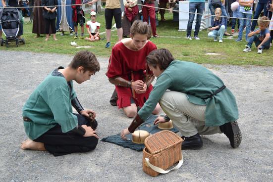 Römerfest 2019 Vagabunden