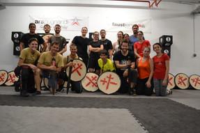 Schild und Schwert Workshop