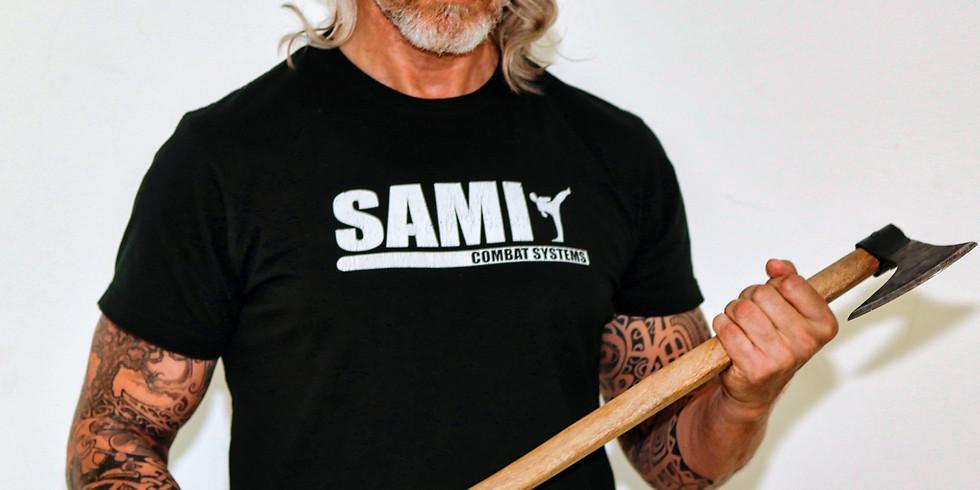 SAMICS Axe Fighting Seminar