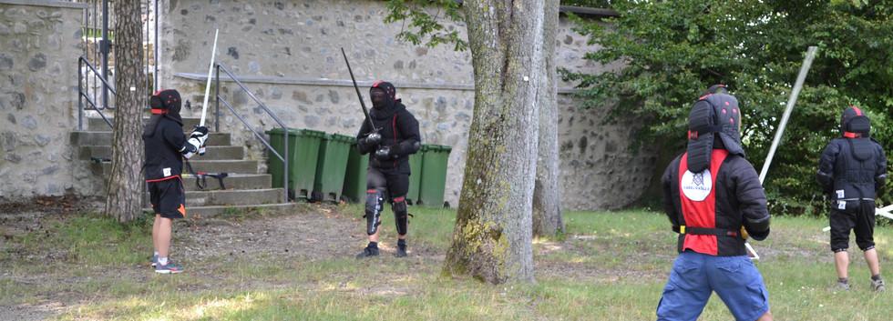 Schwertwanderung