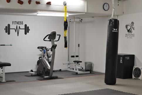 Micro Gym im ars pugnandi Trainingscenter