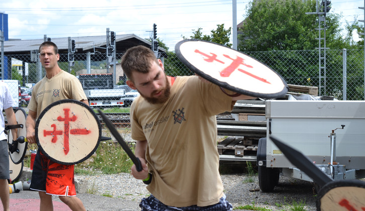 Schild und Schwert Workshop 2019