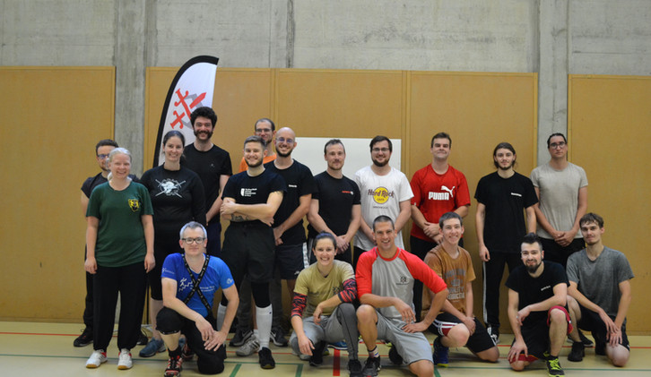 Workshop Ringen Säbelrassler