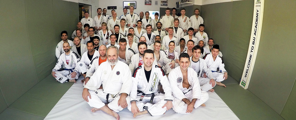 Jiu Jitsu Team Ivam Maciel BJJ Academy