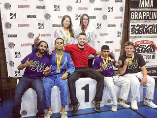 Dorset and Hants BJJ Open 2015