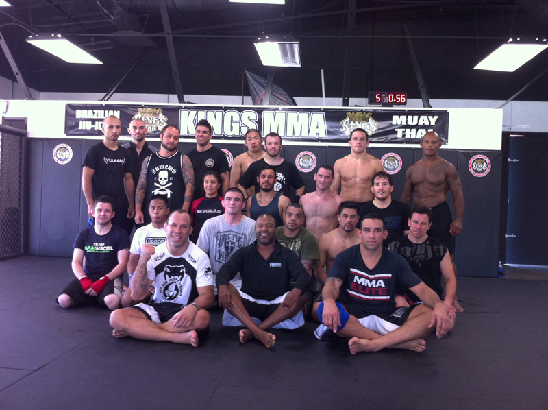 Kings MMA California
