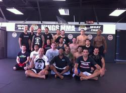Kings MMA California