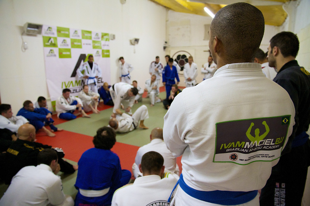 Jujitsu in Brighton