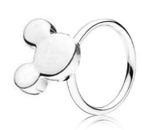 טבעת מיקי מראה
