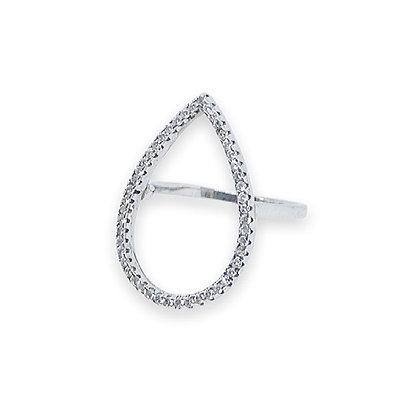 טבעת טיפה חלולה