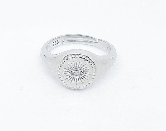 טבעת עין זרת