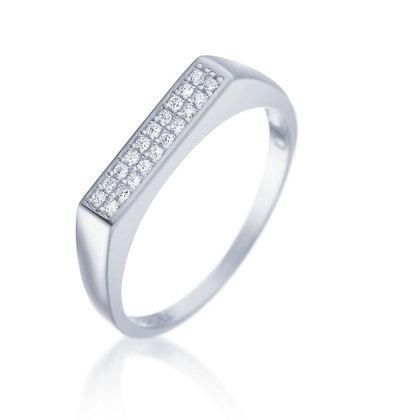 טבעת מלי שיבוץ