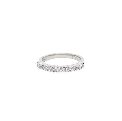 טבעת קאמילה אמצע אצבע