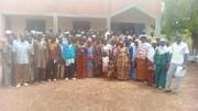 A training in Bobo, Butkina Faso