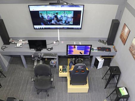 Gateway Youth Aeronautical Foundation Flight Simulator Lab Tests New Upgrades