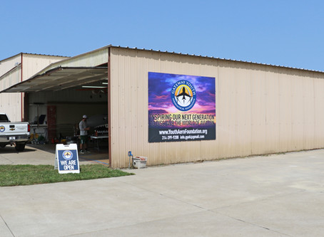 Support the New Programs Underway at the Gateway Youth Aeronautical Foundation