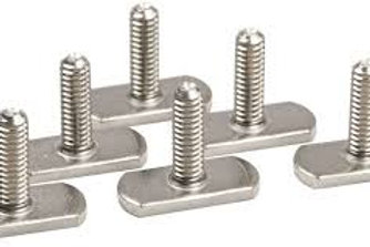 """MIGHTYBOLT, 1"""" LONG - 1/2"""" WIDE,  6PACK"""