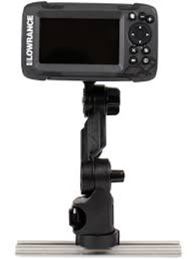 """FISH FINDER MOUNT LOWRANCE HOOK 2,4 &5 W/ 4"""" EXT"""