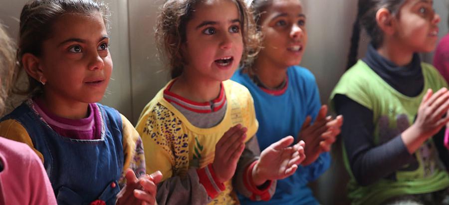 Iraq: Feeding the Widows and Children of Mosul