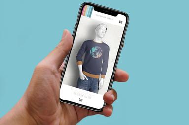 Sound Of Light Mobile E-Commerce UX Design.