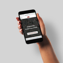 Volta Mobile Website