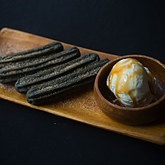 CHURROS DE CARBON