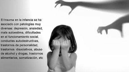 Traumas en la infancia