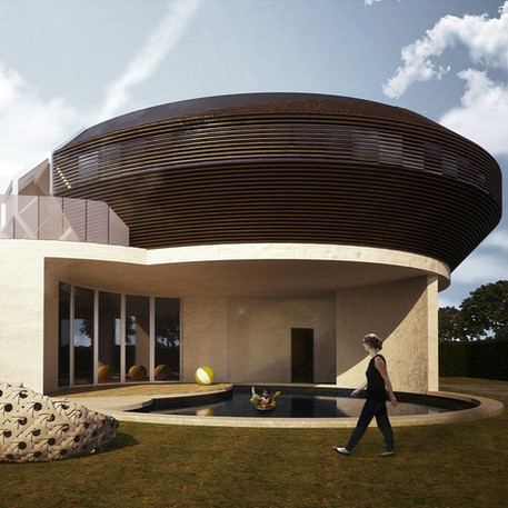 ROUNDED VILLA