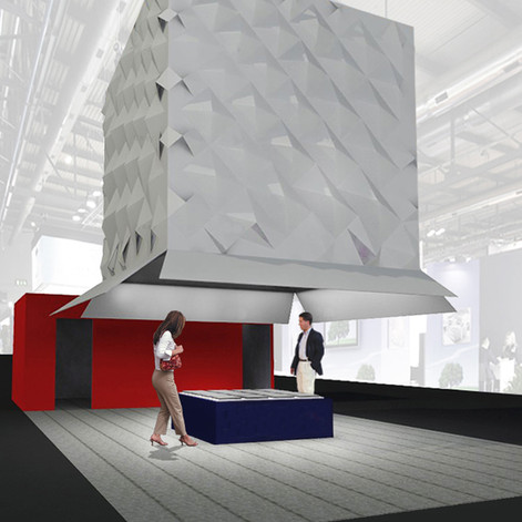 STAND FOR ATLANTA EXHIBITION