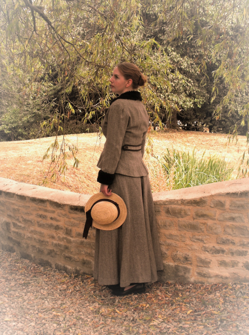 Katy Sirr as Miss Potter