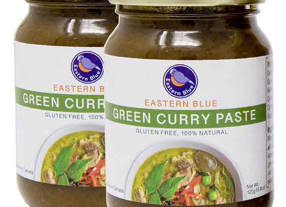 Green curry paste 2x125g