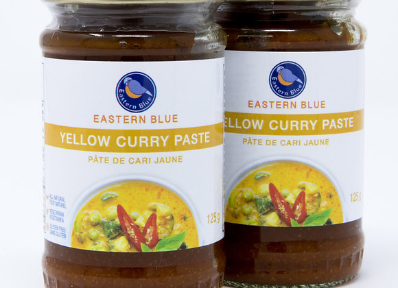 Yellow curry paste 2x125g