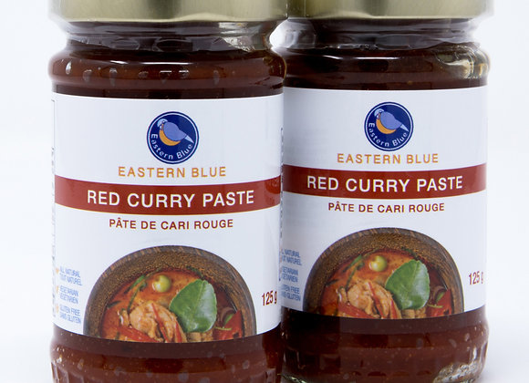 Red curry paste 2x125g
