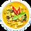 Thumbnail: Yellow curry paste 2x125g