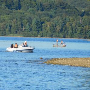 lac des settons Nautisme et pêche