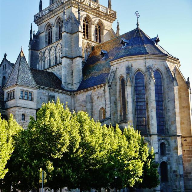 Autun Cathédrale St Lazare