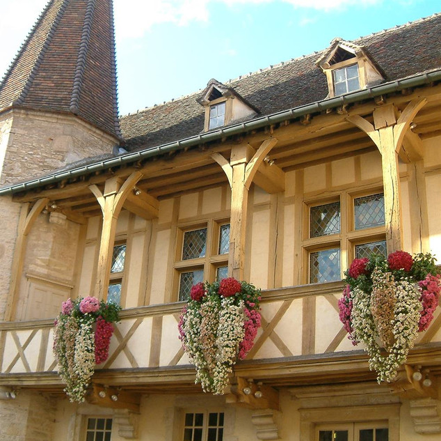 Beaune Musée du vin