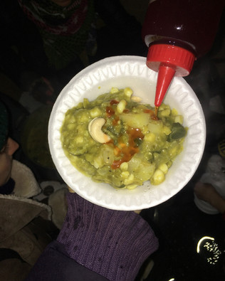 olla popular - soup kitchens
