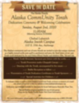 SavetheDate_AlaskaTorahDedication_Final