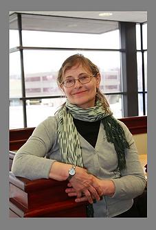 Alaska Jewish Museum Curator, Leslie Fried