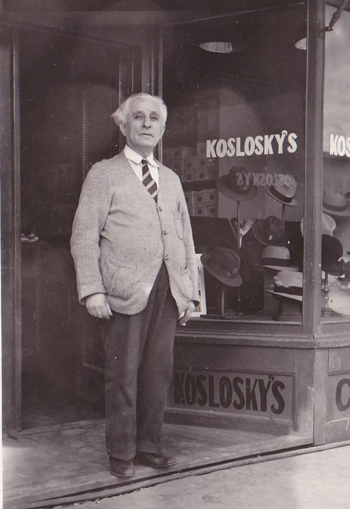 Ike Koslosky