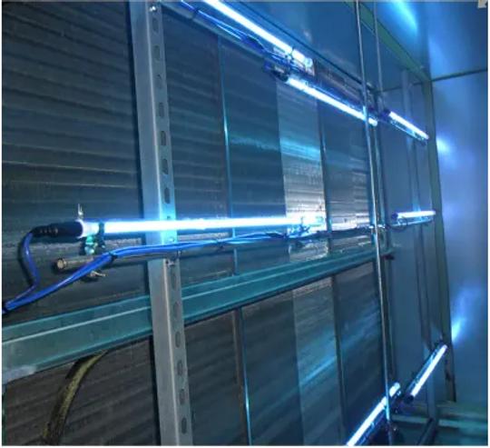 UV C lamps Material TUVC TRS 260D HO BTX