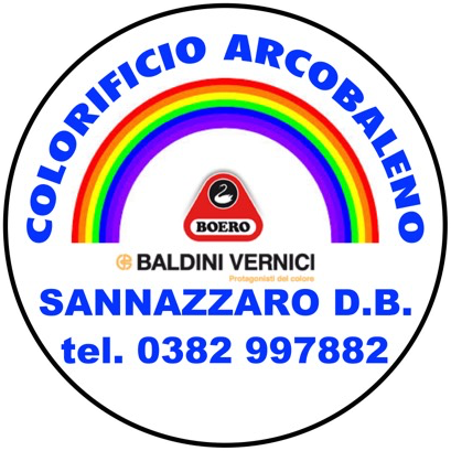 LOGO COLORIFICIO ARCOBALENO